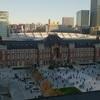 東京駅 駅舎前の広場