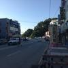 韓国旅行一日目(3)。忠清南道の公州。夕方着いて宿探し