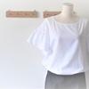 文化式原型(旧)を使って自由にパターンを引く。縫製編②