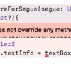 iOSアプリ開発メモ No.10 -ViewController間のデータのやり取り-