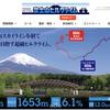 「富士山ヒルクライムコース」坂が好きな人にはたまらないかも?!