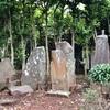 古くより活躍した 石工先祖たちの碑(真鶴町)