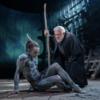 演劇 −— 身体・言葉・ハイテク舞台装置の共同作業にもかかわらず想像力が飛翔できない