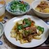 豚肉と野菜味噌炒め