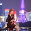 絶景と美女ポートレート-上海北外灘のビルの屋上での撮影会(後編)