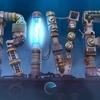 Switch/PS4/Steam『RIVE』レビュー!主砲連射!オッサンが巨大宇宙船で大暴れの360度アクションシューティング!