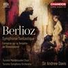 ベルリオーズ没後150周年記念! アンドルー・デイヴィスとTSOによる「幻想交響曲」! Chandos SACD HYBRID