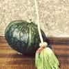 【ハロウィン飾り】毛糸でほうきのインテリア小物を作ったよ!作り方紹介