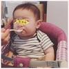 息子 6ヶ月 離乳食開始と現状ψ(`∇´)ψ