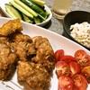 鶏のから揚げ (中国妻料理)