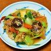 白菜の中華風炒め物を作りました!