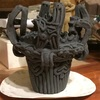 【作ってみた】ノリで火焔式土器的なものを作ってみたよー2個も!【販売しようかなあ】【屋号は】【河童土器屋】