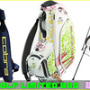 コブラゴルフからは限定版ゴルフバッグ、ECCOからは新製品ゴルフシューズの紹介です。