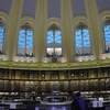 British Museum Reading Room 大英博物館図書室