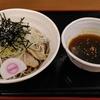 【池袋】そばいち二八 IKE麺KITCHEN池袋店:肉つけそば【季節限定】(590円)