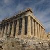 アクロポリスの丘 パルテノン神殿