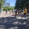 梅雨明け‼️を思わせる酷暑の中でRF駒沢1周*3
