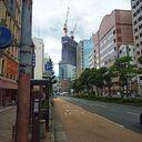三宮の神戸阪急ビル、阪神大震災以前の面影を再現して復活中、これからの三宮再開発が楽しみです。