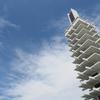 7月上旬:世田谷区【駒沢オリンピック公園】周辺をお写んぽ。その参/オリンピック記念塔への行き帰りで撮った写真
