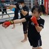#久喜市 で気軽に #キックボクシング ♪♪ 女の子 も真剣です!!