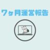 月間1万PV達成!7ヶ月目【運営報告】