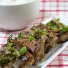 冷凍庫を空けるためにタチウオ料理のバリエーションを、タチウオのムニエル パン粉がけ