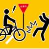 自転車の乗車マナーを再確認しよう!!