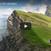 【殿堂入り】大迫力!イタリア ドロミテの天空そびえる岩峰群