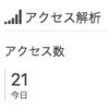ブログのアクセス数を増やす方法なんて知らないけど。