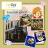 スイーツひとり部長🍫 36:  DelReYの優雅なマロングラッセ♪ の巻