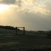 宮古島⑧ 東平安名崎のブランコ