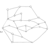 最短路計算における、楕円を用いたグラフの枝刈り