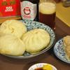 新幹線で食べちゃ駄目⁈   大阪土産の雄  @551蓬莱  豚まん、焼売