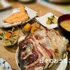 12/24今日のおうちごはんはクリスマスだけどいつも通り和食です