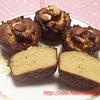 「大豆粉のマフィン」糖質オフのおやつを作ってみました:糖尿病患者の食卓