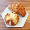 【パンもぐもぐ】パンオトラディショネルのクロワッサンと柚子とホワイトチョコチップのパン