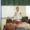 聴覚障害を理解するための講演会に参加