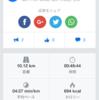 【11月6日レース】10km x 3本レぺテーションin 多摩川