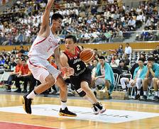 日本のトッププレーヤーたちが世界に挑む! バスケットボール男子日本代表国際試合観戦チケットが当たる!