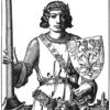 実在人物のアーサー王とパーシヴァルの関係