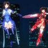 アリスソフト・超昂神騎エクシール・キャラなりきりセット カスタムメイド3D2