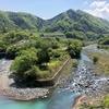 酒匂川を歩く その2 小山町から文命堤を経て松田町へ川を下る