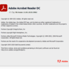 Adobe Acrobat Reader DC 21.001.20155