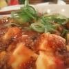 千里中央にある中華料理専門のお店で麻婆丼を食べてきました。今までに食べた中でも一番辛くて美味しいのでオススメです