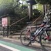 【ロードバイク】外練: 風張峠断念からの雑な多摩ライドと百草園 77km