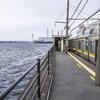 東京湾に近すぎる駅『海芝浦駅』