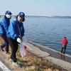 第89回霞ヶ浦・北浦地域清掃大作戦を開催しました。(平成30年3月4日)