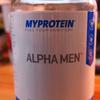 Myprotein マイプロテイン アルファメン マルチビタミン&ミネラル