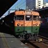 中津川機関区撮影会に行く前に、名古屋駅でちょっと記録