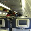 ドキプラのアジアはずかしい旅 14話 ニューデリー行きジェットエアー航空の機内から